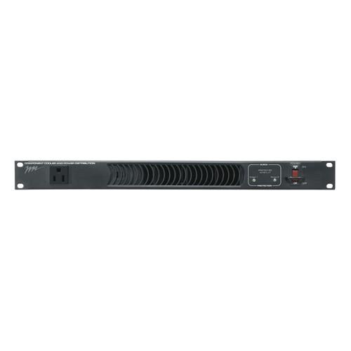 PDCOOL-1115R | 11 Outlet Horizontal Rackmount PDU / Fan