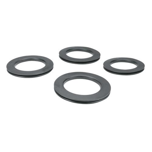 "(4) Piece Grommet Kit, 4"" Rings"
