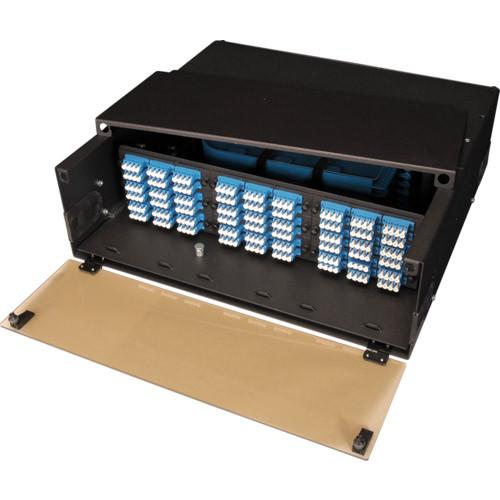045-418-10 | FRM-3RU-9X-TS-HD | Rack Mount Fiber Box