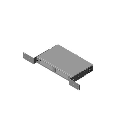 045-586-30 | FRM-1RU-2X-TS-DOT-S | Rack Mount Fiber Box