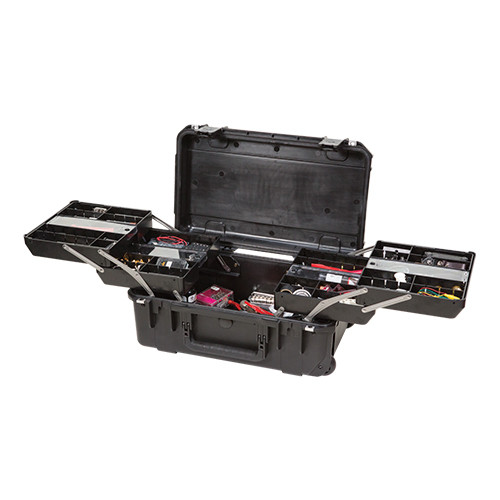 iSeries 3i-2011-7 Waterproof Tech Box (w/dual trays)