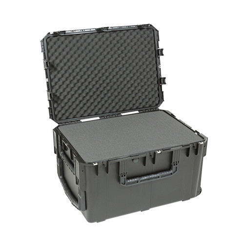 iSeries 3021-18 Waterproof Case with Cubed Foam