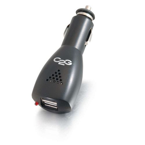 C2G-22332 | DC to Dual USB Power Adapter 2.1A