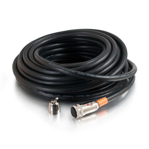 C2G-60000 | 6ft RapidRun Multi-Format Runner Cable - In-Wall CMG-Rated