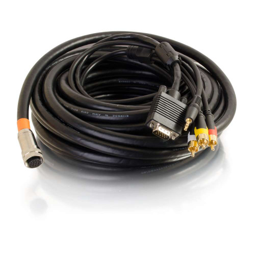 50ft RapidRun Multi-Format All-In-One Runner Cable - In-Wall CMG-Rated