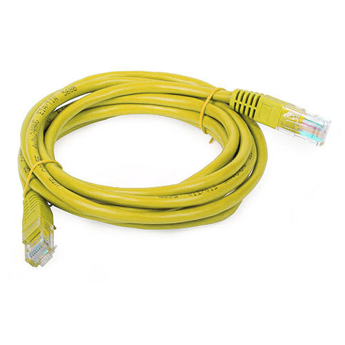 Comtop CAT5E PC7-YELLOW | CAT5E Individual Cable