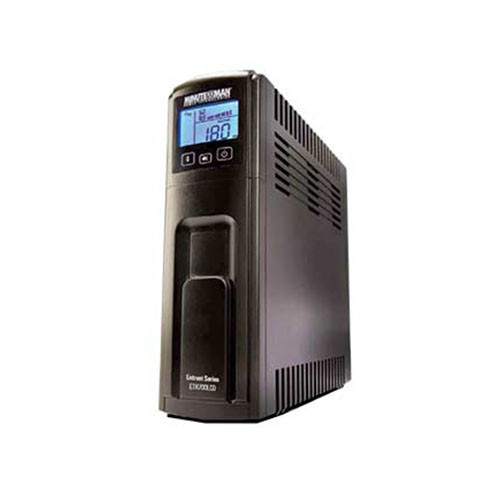 Minuteman ETR1000LCD   Single Phase UPS