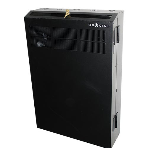 Rackmount Solutions VRP-4-30 | Enclosed Wall Mount Racks