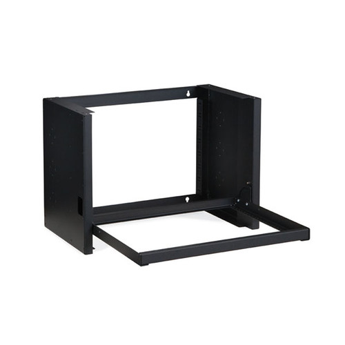 Kendall Howard 1915-3-400-08 - 8U Pivot Frame Wall Mount Rack