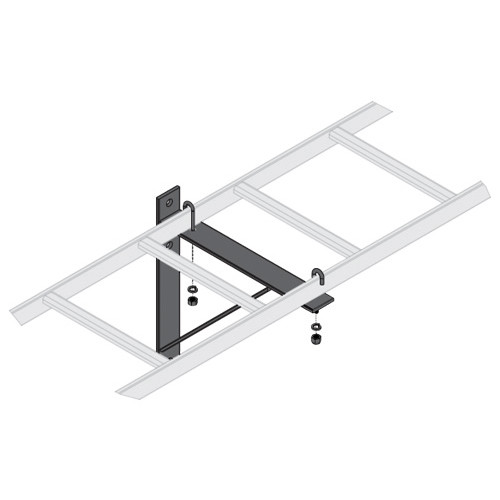 Middle Atlantic CLB-TSB | Wall & Ceiling Mount Kits