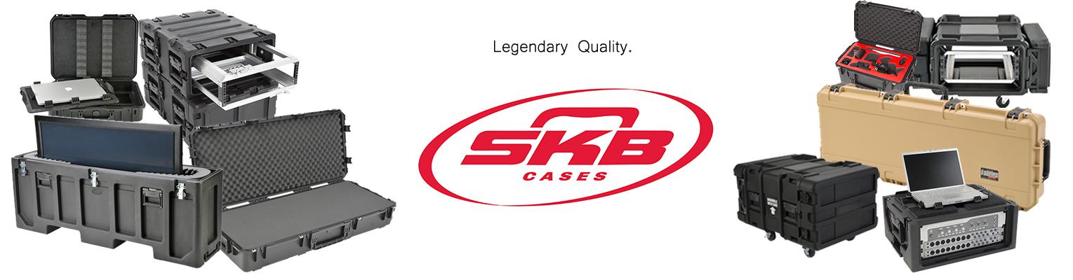 SKB Rack Cases