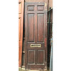 "D17148 - Antique Pine Georgian Six Panel Interior Door 29""x 87-1/2"""