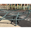 F17120 - Contemporary Glass & Iron Coffee Table