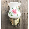 L18010 - Vintage Powder Room Wall Sconce