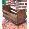 A18047 - Antique Magazine Holder