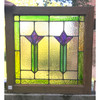 G18074 - Antique Stained Glass Window