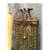 607654 - Pair of Antique Tudor Revival Candle Arm Wall Sconces