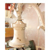 L17094 - Antique Neoclassical Style Cast Iron Exterior Sconce