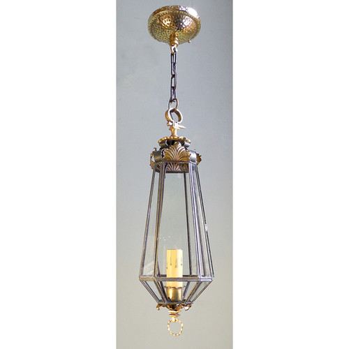 L14028 - Antique Revival Period Lantern Hall Fixture