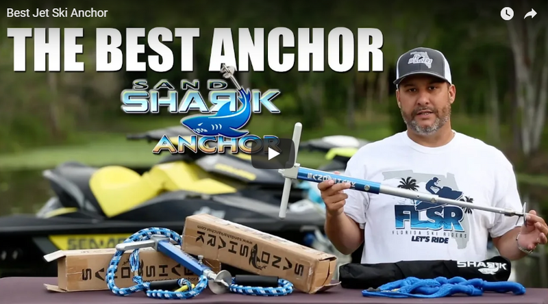 Video: Best Jet Ski Anchor Review by Florida Ski Riders