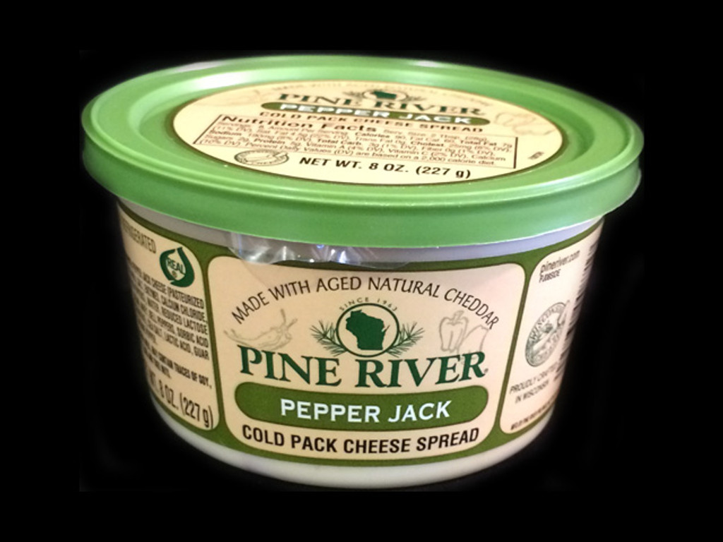 Pine River - Pepper Jack Cheese Spread - Small