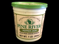 Pine River - Pepper Jack Cheese Spread - Large