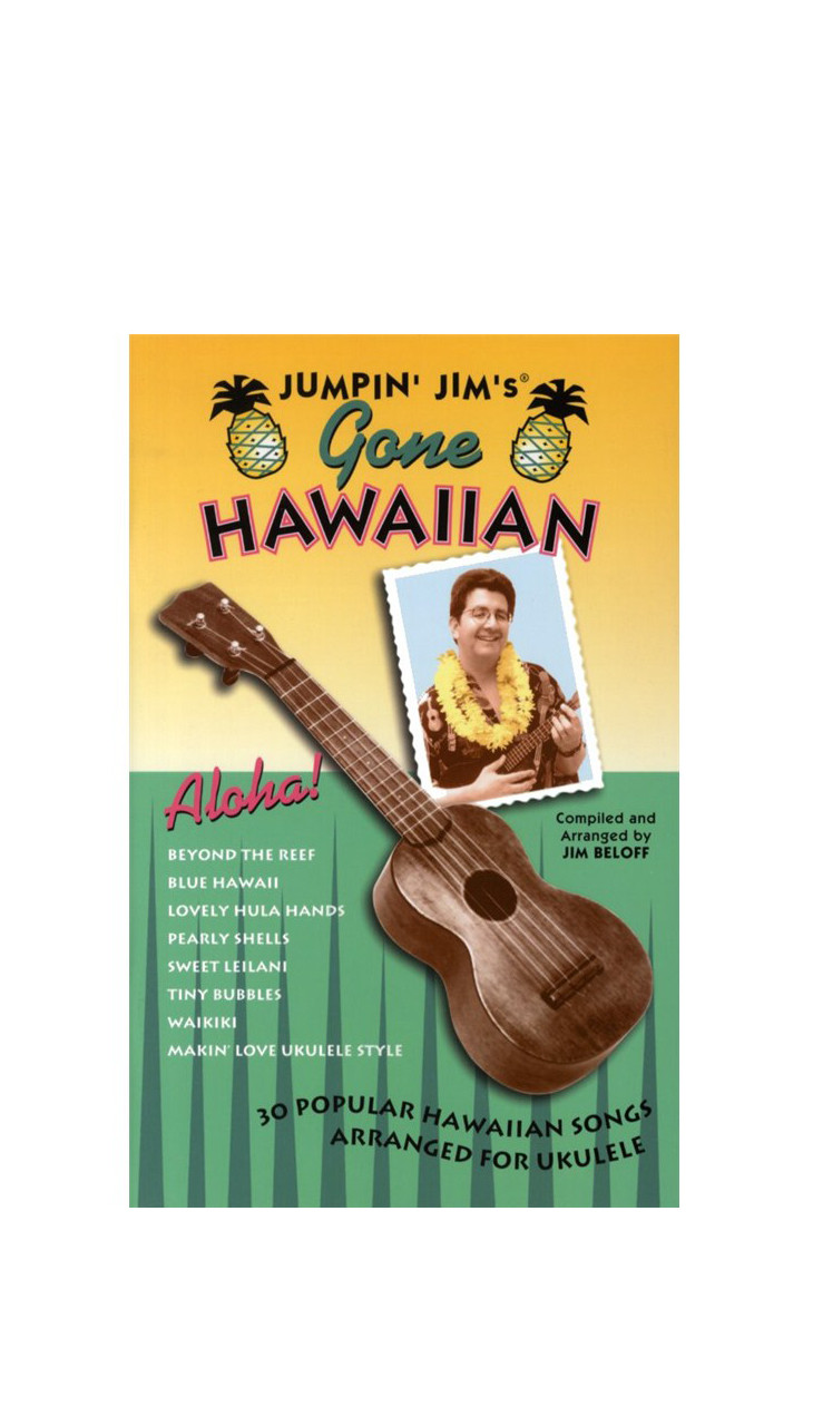 Jumpin Jims Gone Hawaiian Duke Of Uke
