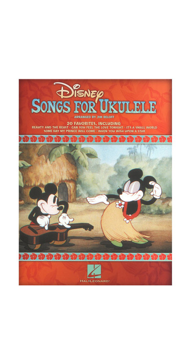 Disney Songs For Ukulele Duke Of Uke