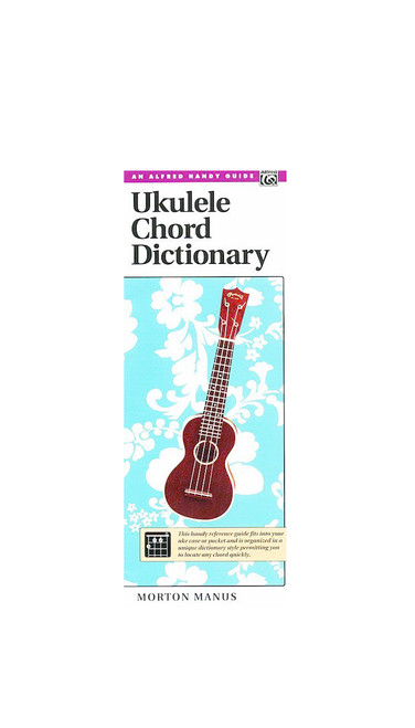 Ukulele Chord Dictionary Duke Of Uke