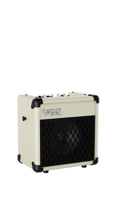 Vox Mini5 Rhythm Amplifier Ivory