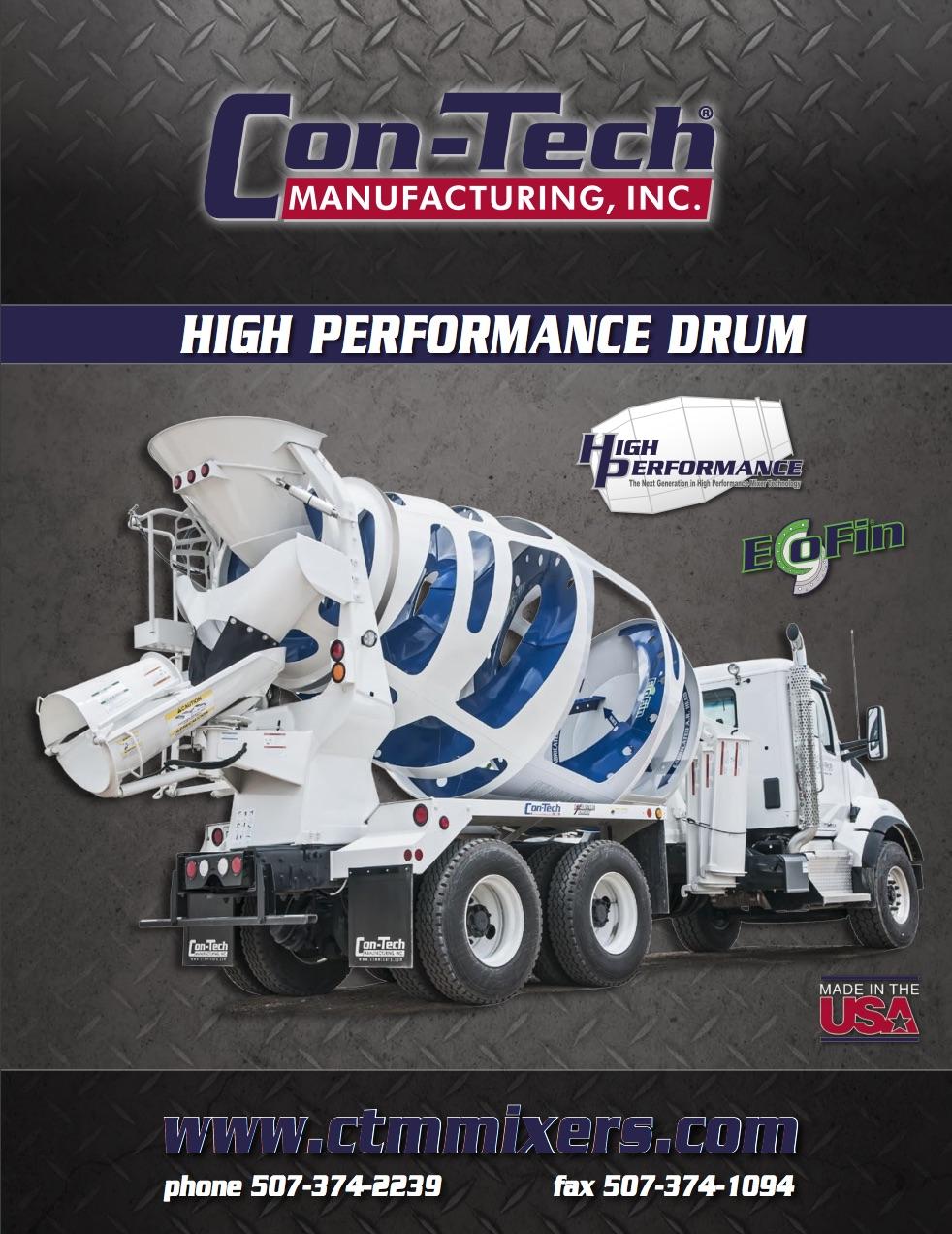 HP Drum Brochure