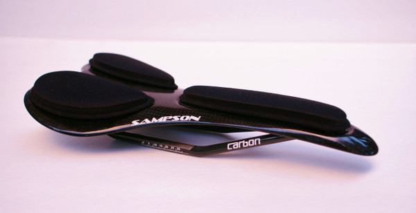 THE 111 G. STRATICS CARBON SADDLE