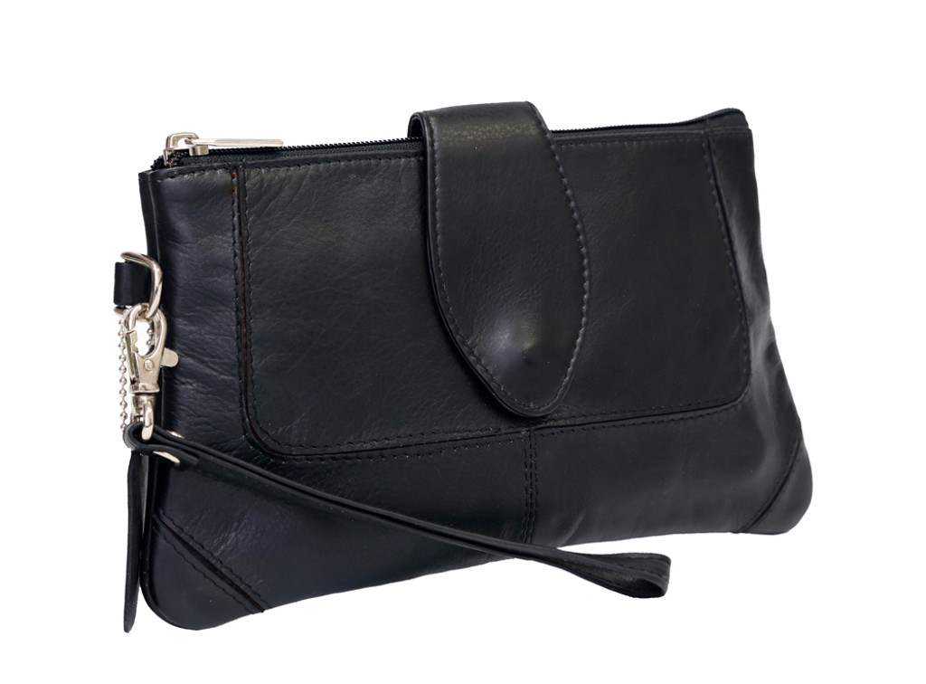 ASHLIN® Designer | Natasha Women's Wristlet [B9104-18]