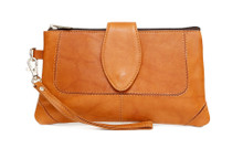 Tuscany Cowhide - British Tan- Front View