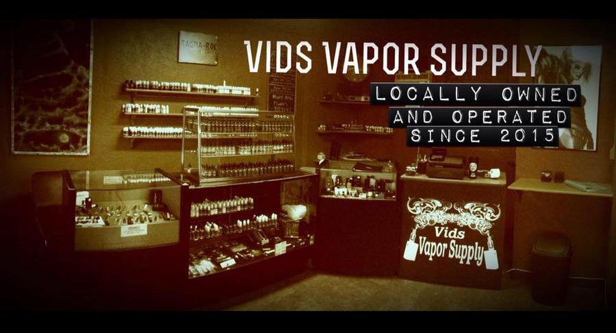 Vid's Vapor Supply