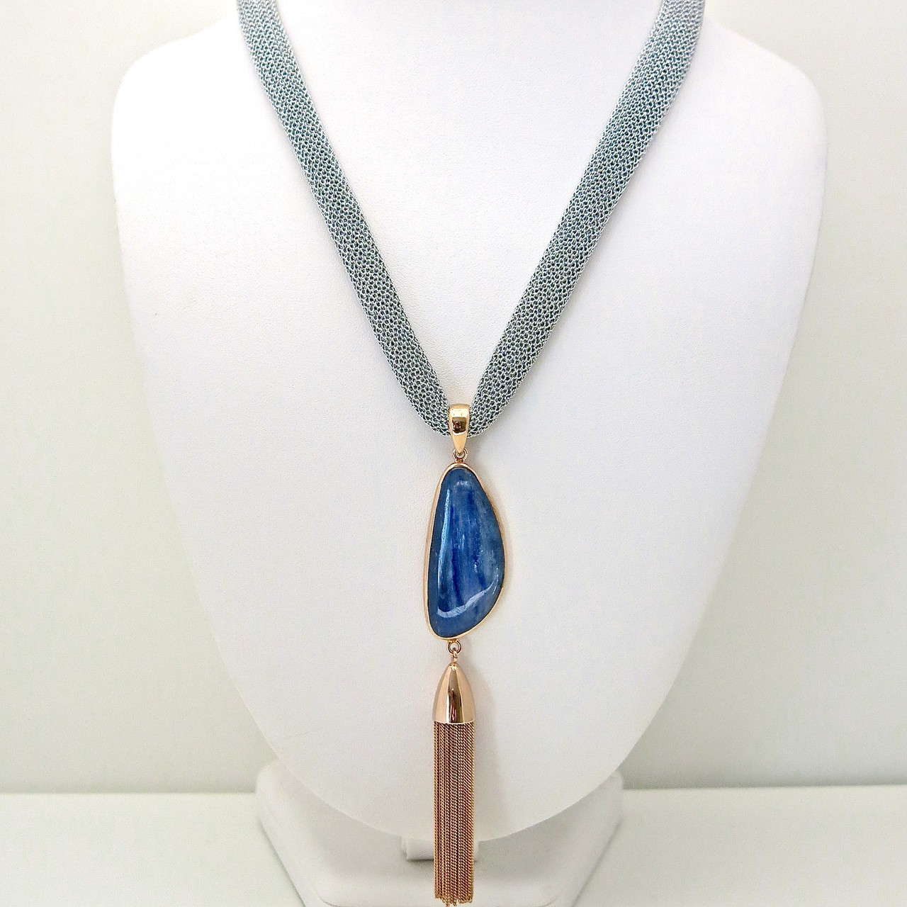 olivova products kyanite jewelry sattvagallery pendant com katia necklace