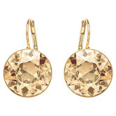 Swarovski Bella Gold Earrings