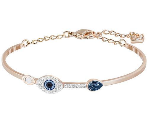 Swarovski Evil Eye Bangle/Bracelet