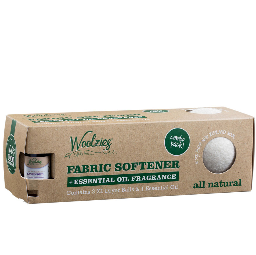 Lasts for 1,000 loads. Natural Fabric Softener, hypoallergenic. Contains 3 XL Balls. 100% Eco Friendly. Softens & scents naturally. 100% pure oil, soothing and calming lavender scent, fabric freshener & deodorizer.