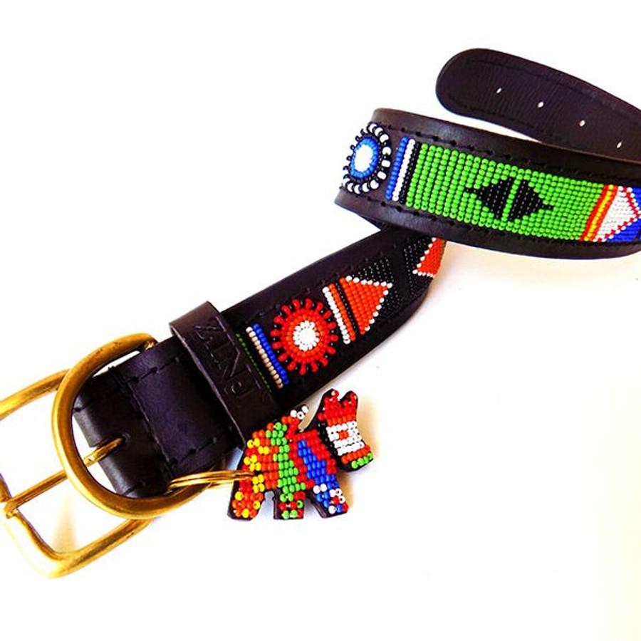Maragoli Dog Collar
