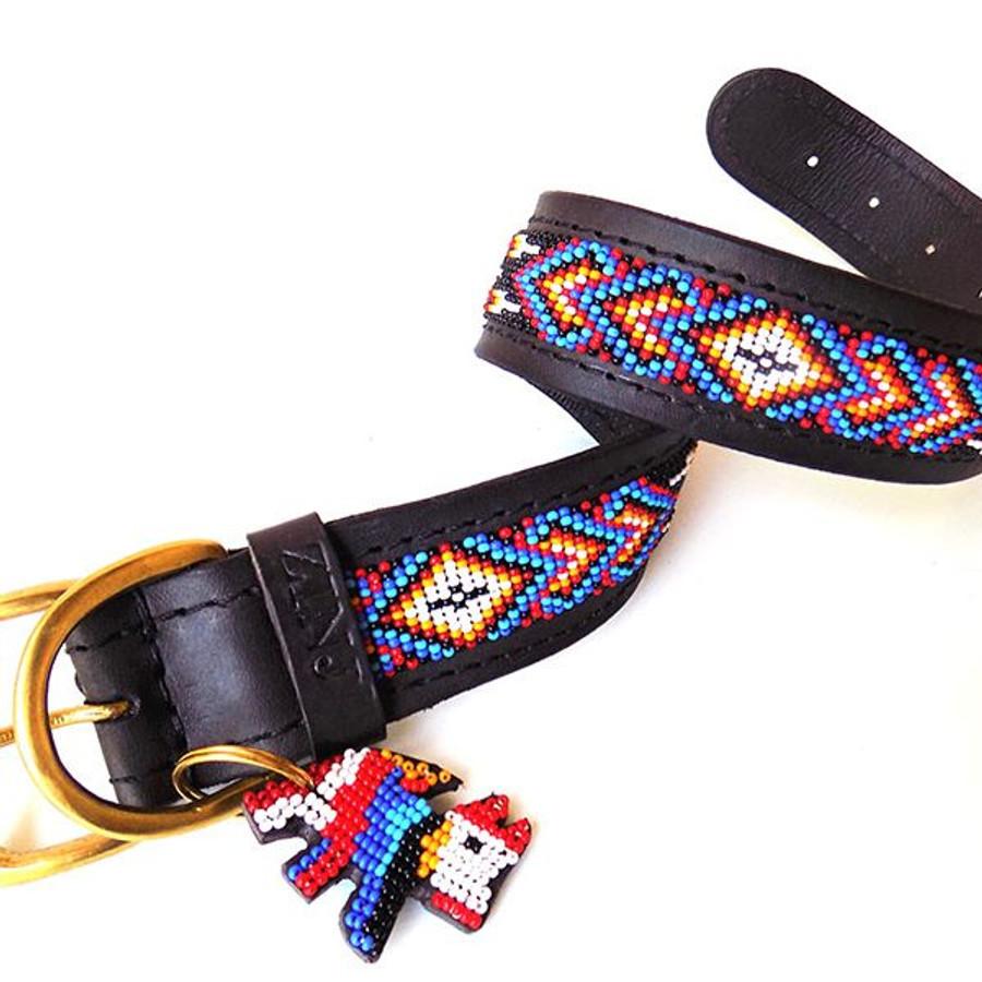Kiowa Dog Collar