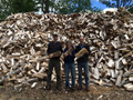 Seasoned Hardwood Firewood
