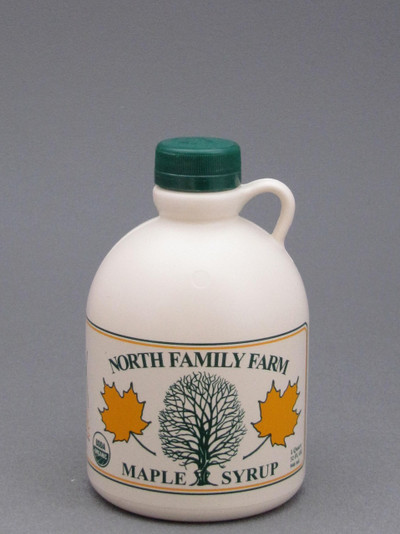 Maple Syrup Quart Jug