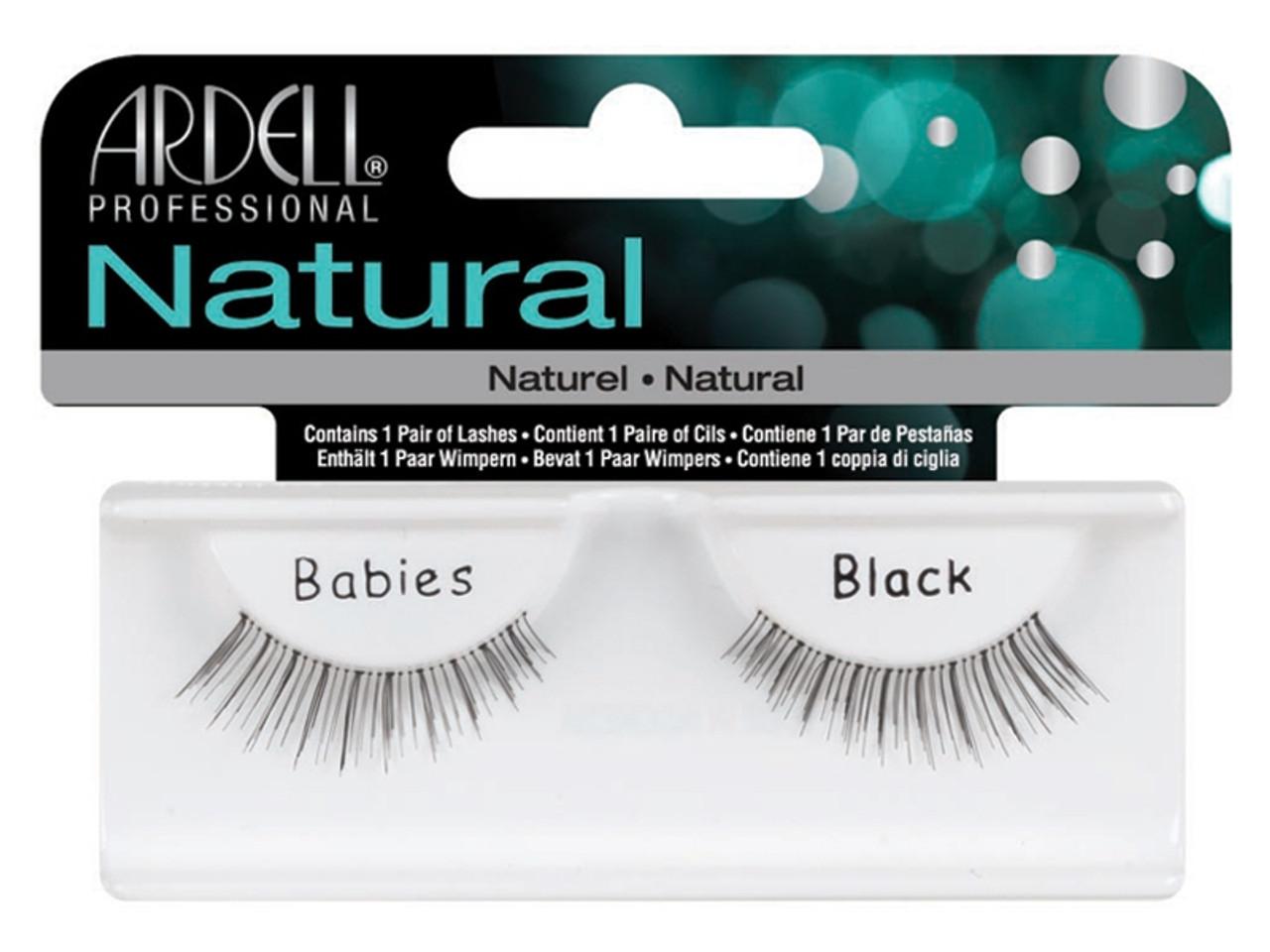 12e03afcac9 Natural Lashes - Babies Black - Eyelashes   Ardell