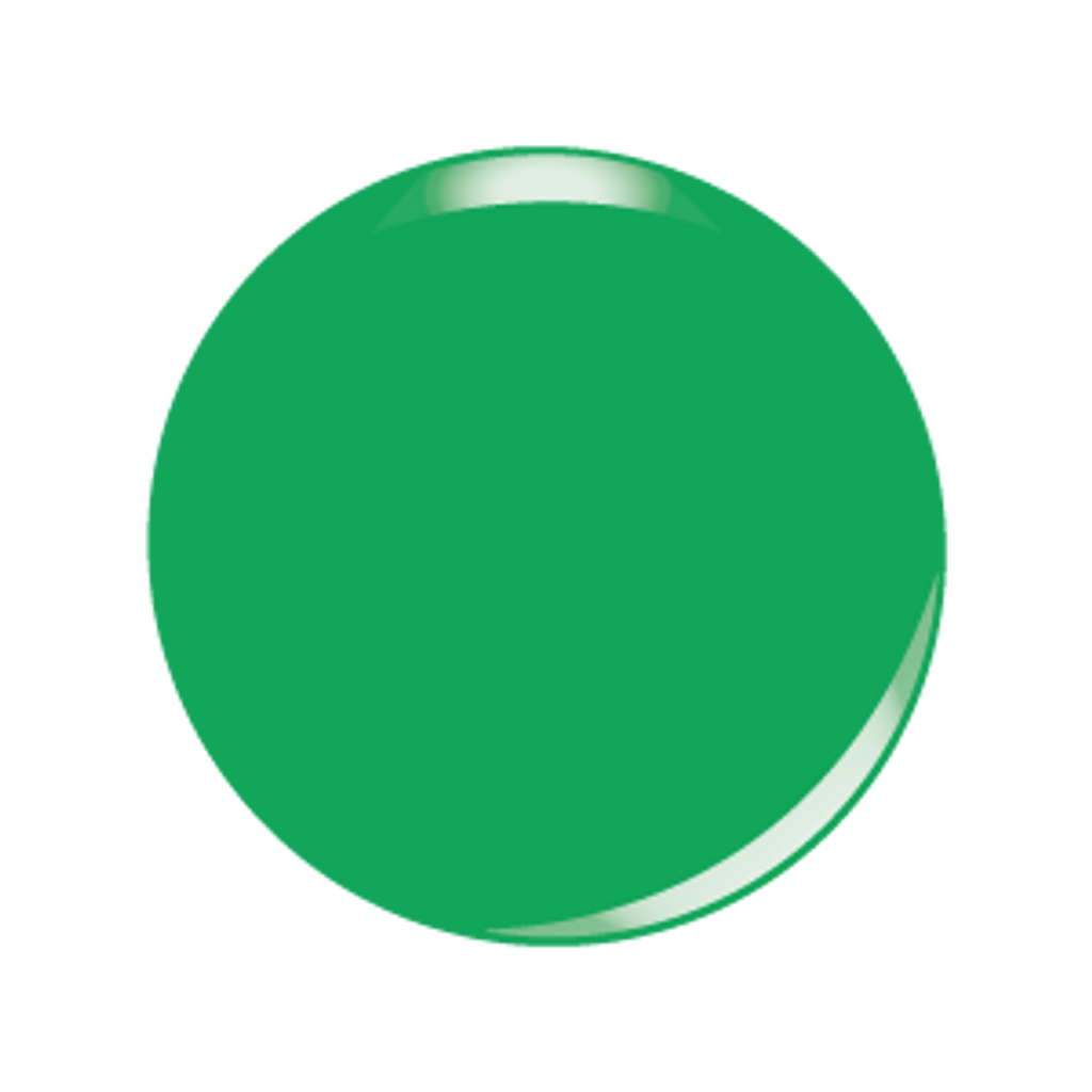 GEL POLISH - G448 GREEN WITH ENVY