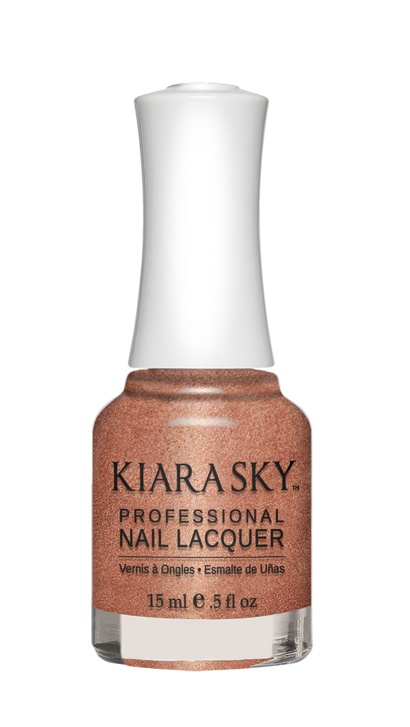 NAIL LACQUER - N470 COPPER OUT