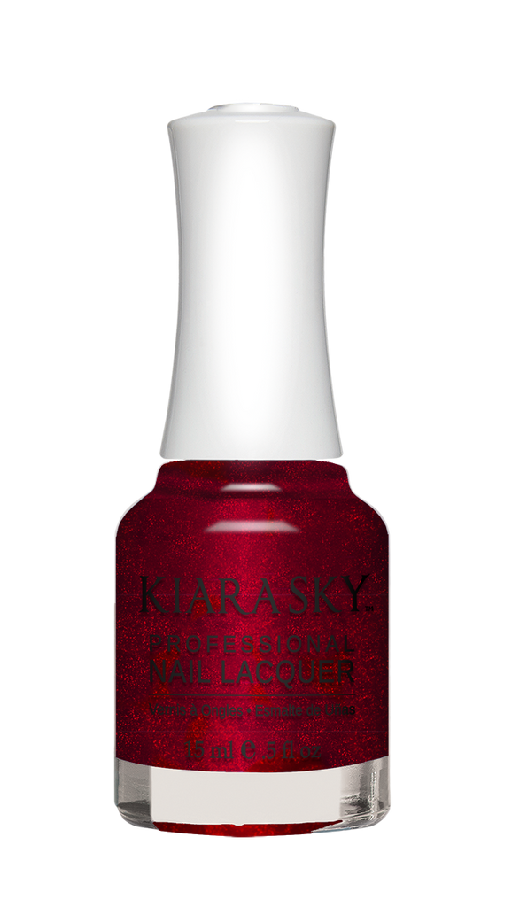 NAIL LACQUER - N576 WINE NOT?