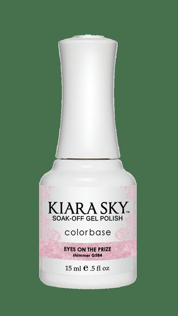 GEL POLISH - G584 EYES ON THE PRIZE - Kiara Sky Professional Nails