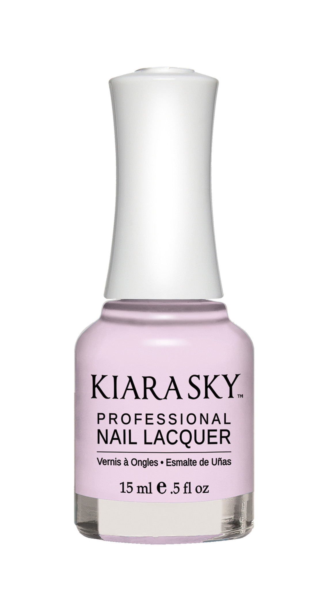Lilac Pink Nail Polish   Chit Chat Nail Lacquer