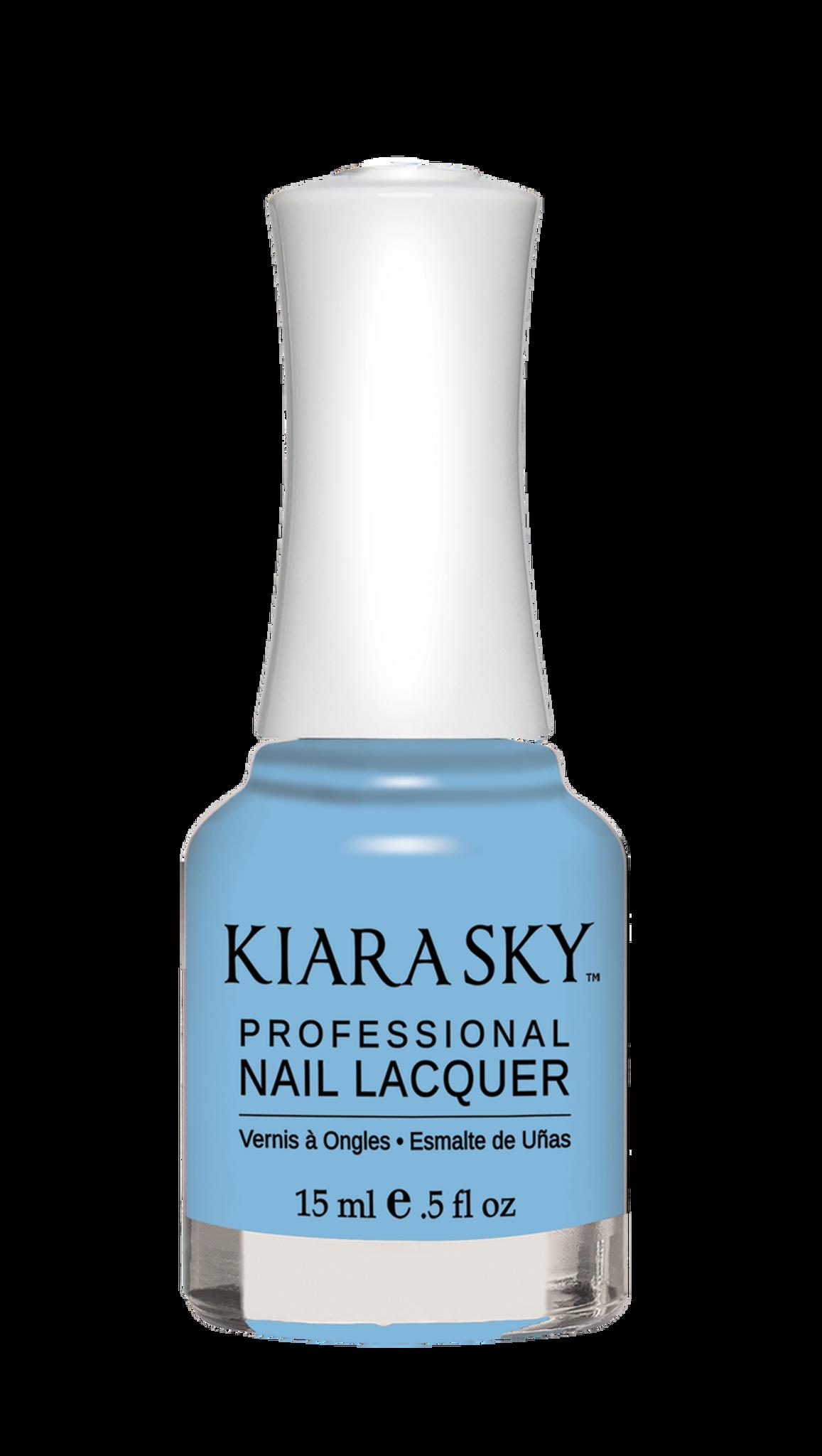 Baby Blue Nail Polish | Periwinkle Blue Nail Polish